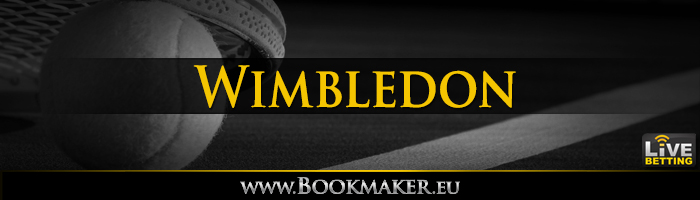 Wimbledon Tennis Betting Odds