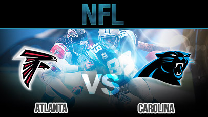 Image result for Panthers vs Falcons pic