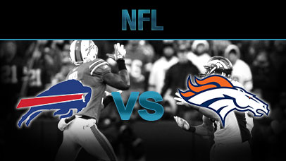 Image result for Broncos vs Bills pic