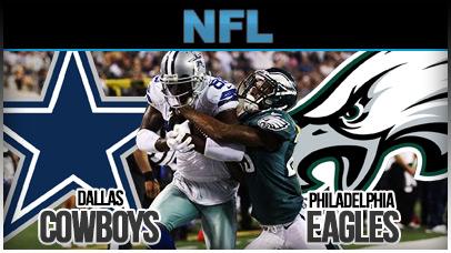 Image result for Dallas Cowboys vs Philadelphia Eagles pic