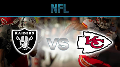 Preview:  Oakland versus  Kansas City 12/05/2016