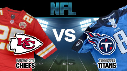 Image result for Tennessee Titans vs Kansas City Chiefs pic