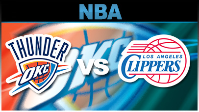 NBA Picks and Predictions, Thunder Vs Clippers Point Spreads