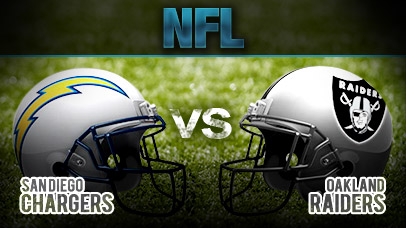 Image result for Raiders vs Chargers pic