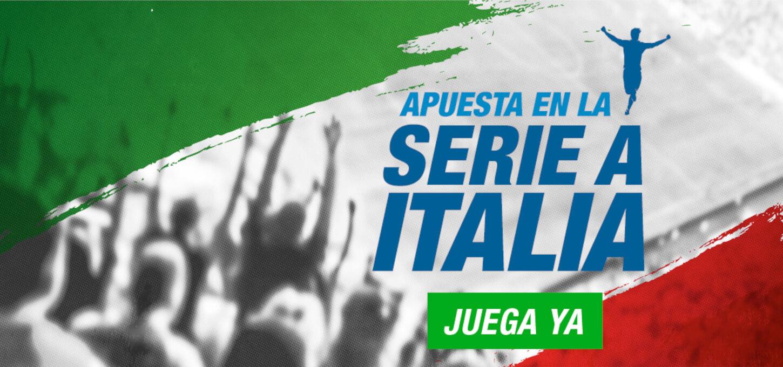 Apuesta en la Serie A Italiana