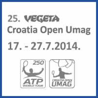 ATP Vegeta Croatia Open Umag - Tenis