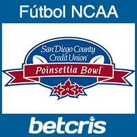 Apuestas NCAA en el Poinsettia Bowl