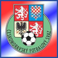 Seleccion de República Checa en la Euro Copa