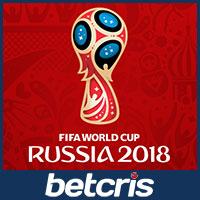 Apuestas de Futbol - Mundial Rusia 2018