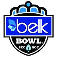 Fútbol NCAA - Belk Bowl