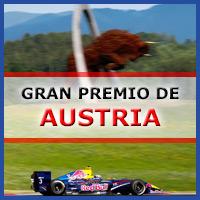 Formula Uno - Gran Premio de Austria