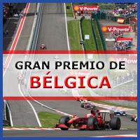 Formula Uno - Gran Premio de Belgica