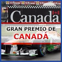 Formula 1 - Gran Premio de Canada