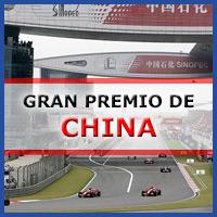 Formula 1 - Gran Premio de China