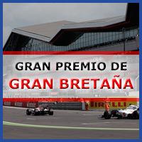 Formula 1 - Gran Premio de Gran Bretana
