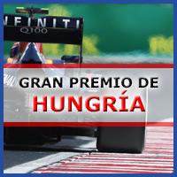 Formula Uno - Gran Premio de Hungria