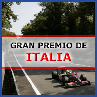 Formula 1 - Gran Premio Santander Italia