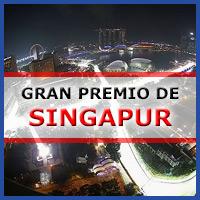 GP Singapur Formula 1