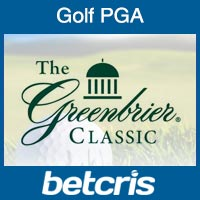 Apuestas Deportivas PGA Tour en BetCRIS.com