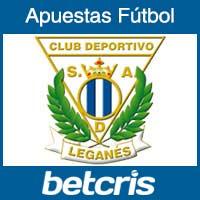 Apuestas La Liga - Leganes