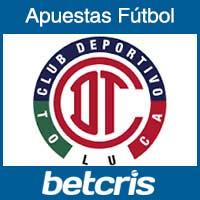 Apuestas Liga MX - Toluca
