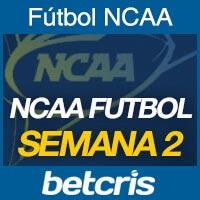 Apuestas Futbol Americano NCAA
