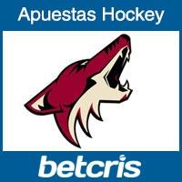 Apuestas NHL - Arizona Coyotes