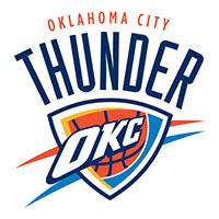 Probabilidades de Apuestas para los Oklahoma City Thunder en el Baloncesto de la NBA
