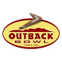 Fútbol NCAA - Outback Bowl