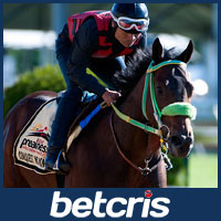Conquest Mo Money - Belmont Stakes