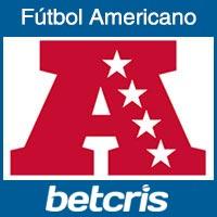 Apuesta en Futbol Americano - AFC Conferencia Americana de Futbol