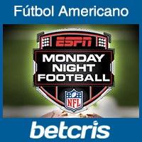 Apuestas NFL Monday Night Football