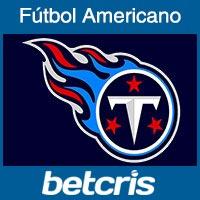 Apuestas Tennessee Titans Fútbol Americano NFL