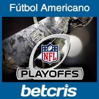 Apuestas en Futbol Americano NFL Playoffs