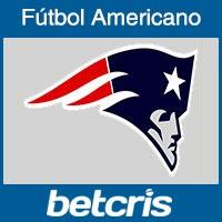 Apuestas New England Patriots futbol americano nfl
