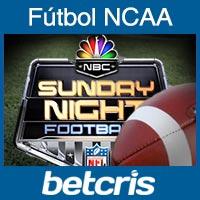 Apuestas en el Sunday Night Football de la NFL