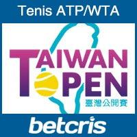 Apuestas en Tenis - Abierto de Taiwan