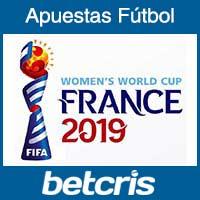 Apuestas en la Copa Mundial Femenina 2019