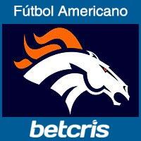 Apuestas Denver Broncos - Fútbol Americano NFL