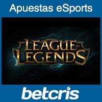 League of Legends Betting Odds
