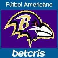 AFC Baltimore Ravens - Apuestas en Futbol Americano NFL
