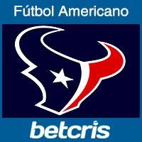 Apuestas Houston Texans - Futbol Americano NFL