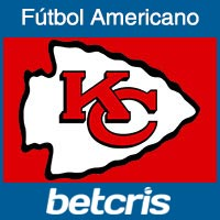 Apuestas Kansas City Chiefs - Futbol Americano NFL