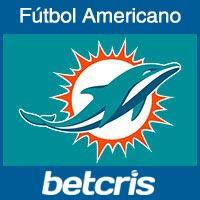 Apuestas Miami Dolphins - Fútbol Americano NFL