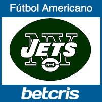 Apuestas New York Jets - Futbol Americano NFL