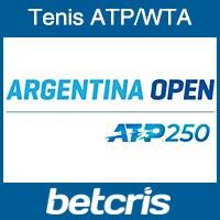 Apuestas en el Abierto de Argentina