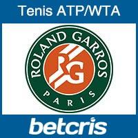 Apuestas en el Abierto de Francia Roland Garros