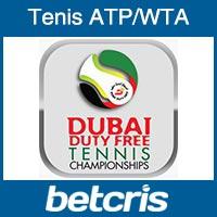 Apuestas en los Campeonatos de Tenis de Dubai