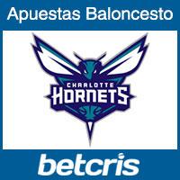Apuestas en los Charlotte Hornets - Baloncesto de la NBA