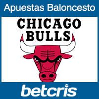 Probabilidades de Apuestas para los Chicago Bulls en el Baloncesto de la NBA